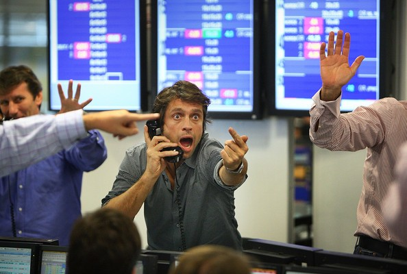 Broker online trading