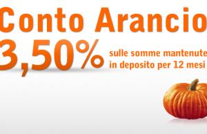 Conto Arancio
